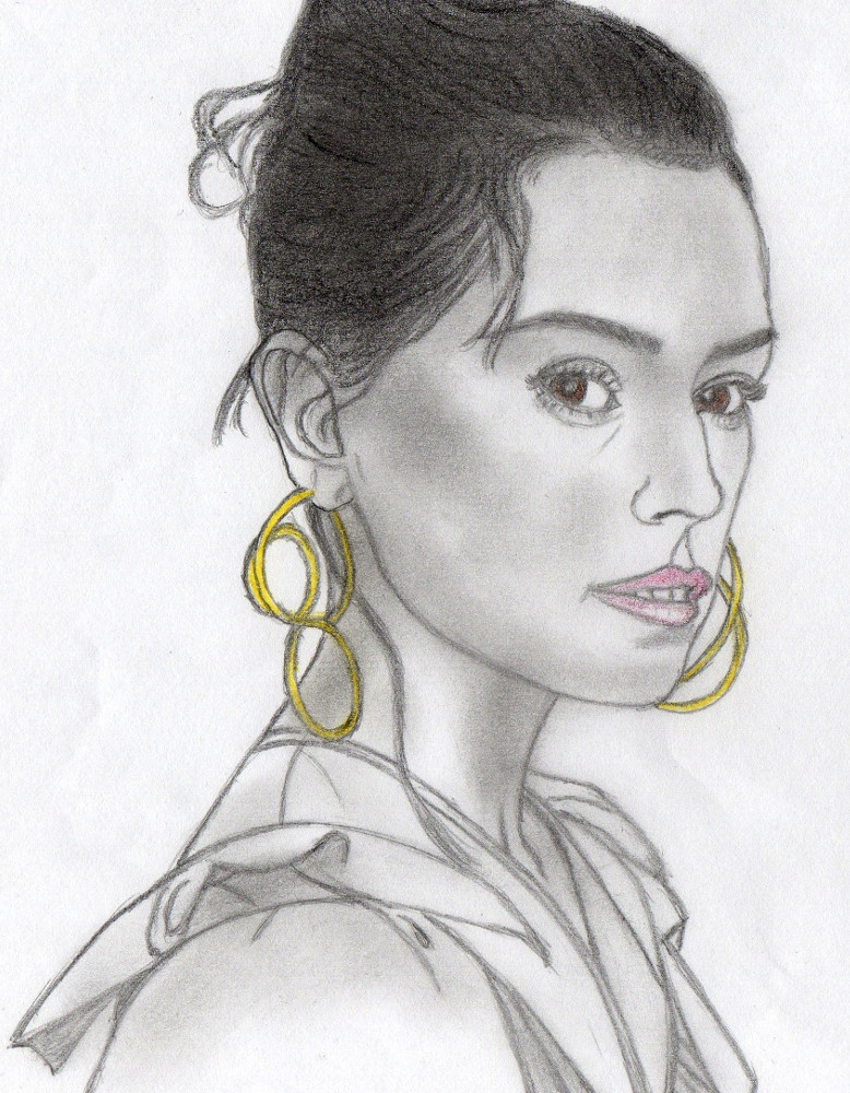 Daisy Ridley by Coco45